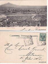 # SIRACUSA: CASTELLO DI EURYLUS   1905