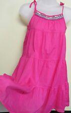 Adaptable clothing, Girls dress, Size large, Hot Pink, Handicap &/or Bedridden