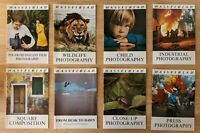 Lot 8 Vintage 1970s HASSELBLAD Camera Magazine Booklets Photography Polaroid Etc