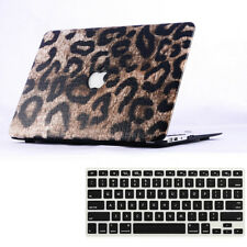 "Rubberized Matte Hard Case+ Keyboard Cover for Macbook Pro Air 11"" 12"" 13"" 15"""
