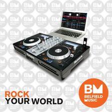 Numark Mixdeck Express DJ Controller Set Kit CD MP3 USB MIDI Mix Deck 3CH Serato