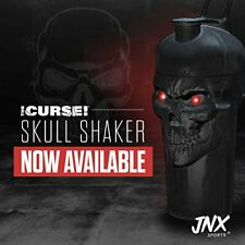 The Curse Skull Shaker Bottle - Protein BCAA Gym