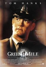 "THE GREEN MILE 27""x40"" DS Original Movie Poster One Sheet Tom Hanks Stephen King"