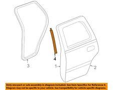 NEW OEM GM Rear RH Door Front Weatherstrip Seal 15766602 Silverado Sierra 01-06