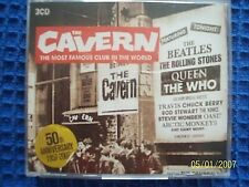 THE CAVERN 3 CD SET 50TH ANNIVERSARY EDITION