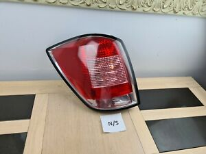 2005 Vauxhall Astra  Passenger Rear Light Left