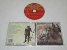 PRAETORIANS/SOUNDTRACK/MATEO PASCUAL (SAIMEL 8435040671415) CD ALBUM