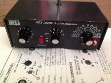 MFJ 1020c Active Antenna