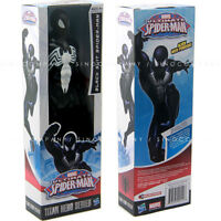 12'' MARVEL Legends TITAN HERO Black Suit Spider-man ACTION FIGURE FY173 Toy