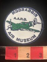 Australian National Aviation MOORABBIN AIR MUSEUM Airplane Patch 03WE