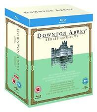 Downton Abbey Series 1-5 5053083014803 With Maggie Smith Blu-ray Region B