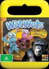 The WotWots Sneak-a-Peek a Chimpanzee DVD | Region 4 | New
