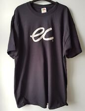 ORIGINALE ERIC CLAPTON 2008 World Tour Local Crew Maglietta rara mai indossati dietro le quinte XL