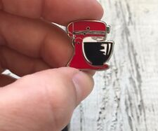 Soft Enamel Kitchen Mixer Pin Jewelry Brooch Rare Pin Baking Baker Gift for Cook