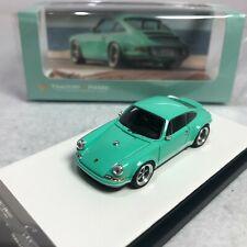 1/64 Timothy & Pierre Singer Vehicle Porsche 911 Green Resin Ltd 999