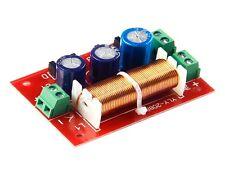 Stabile Treble/Basso Frequenza Divisore 2 Vie Speaker Audio Crossover Filtro DB