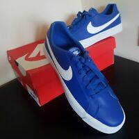 Nike Court Royale AC Blue Size uk11 - Brand New with Box