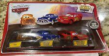 Disney Pixar Cars Story Tellers collection 3 pk,  Fred,Hudson Hornet, Light McQn