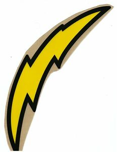 TB Chargers 03-04 Football Helmet Decals Free Shipping