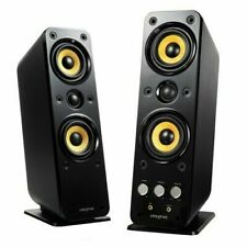 New listing Creative - GigaWorks T40 - 2.0 Speaker System - 32 W Rms - Glossy Black