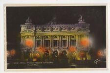 France, Paris, Theatre National de l'Opera, La Nuit RP Postcard, B366