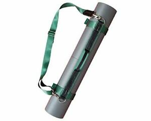 Yogi Bare HUG Yoga Mat Holder with Carry Strap Sling  - Green