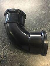 "110mm/4"" Soil Pipe 90 Degree Double Scoket Elbow Black Soil Pipe"