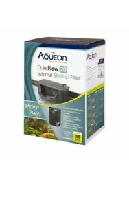 Aqueon Quietflow Shrimp Internal Filter 20 Gallon.