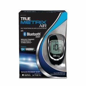 True Metrix AIR Blood Glucose Meter kit BLUETOOTH SMART FREE SHIPPING
