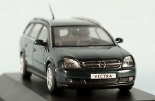 SCHUCO Opel Vectra Caravan (Dark Green Met.) 1/43 Scale Diecast Model NEW, RARE!