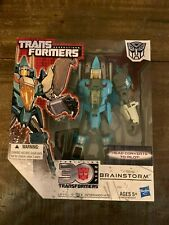 Transformers Generations BRAINSTORM Thrilling 30 Voyager IDW Mint in Box 30th