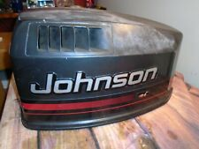 1996-1998 Johnson Evinrude 90-115 hp engine cover OMC bonnet top cowl
