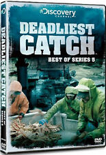 Deadliest Catch - The Best Of Series 5 - DVD - BRAND NEW SEALED