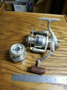 "Shimano Sustain 4000FA Spinning Reel Just Service With Extra Spool ""MINT"""