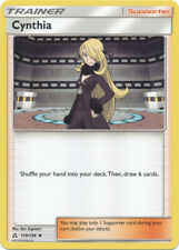 Pokemon Cynthia - 119/156 - Uncommon NM-Mint, English