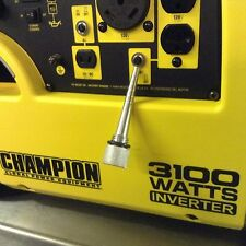 CHAMPION 3100 WATT MODEL 75531i INVERTER GENERATOR MAGNETIC OIL LEVEL DIP STICK