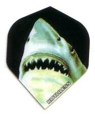 "Ruthless Extra Strong Dart Flights ""shark"""