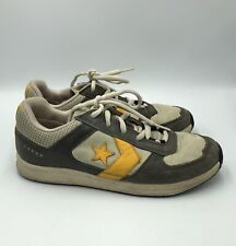 Converse Yellow Leather Athletic Shoes for Men for sale | eBay