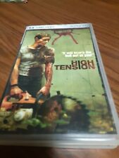High TENSION UMD MOVIE FOR SONY PSP PLAYSTATION PORTABLE super rare grail htf