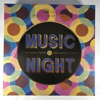Host Your Own Music Night Family Fun Board Game Talking Tables 100% Part Sealed