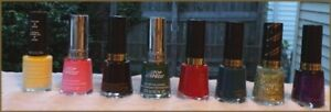 REVLON Top Speed Matte Shimmer Nail Polish  Assorted Colors  FREE SHIP  U Choose
