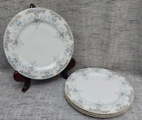"4 Imperial China SEVILLE 5303 by W. Dalton 10 1/4""  DINNER Plates Japan Vintage"