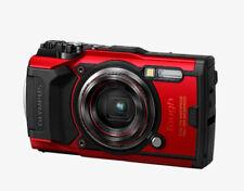 Olympus tough TG6 wasserdichte Digitalkamera B-Ware vom Fachhändler rot TG-6