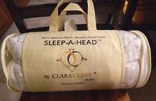 Sleep-A-Head Micro Bamboo Rayon Memory Foam Pillow Clara Clark Queen Size