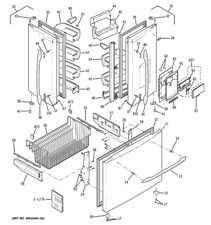 General Electric WR30X10097 Ice Maker Assembly Kit