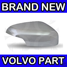 VOLVO V70 S60 (2007) (matt chrome) MANO DESTRA PORTA SPECCHIO COPERTINA POSTERIORE/involucro