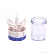 Manuell Kontaktlinsen-Reiniger Waschmaschine-Reinigung-Linse-Kasten