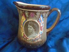 Queen Elizabeth Ii Coronation Jug made by Royal Doulton
