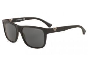 Emporio Armani Sonnenbrille EA4035  504287 Schwarz grau Mann