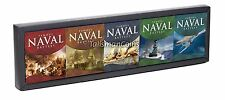 Cook Islands Perth 2010 2011 Famous Naval Sea Battles Display Box for 5 Coin Set